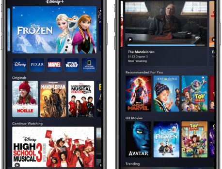 Cyber Monday 2019: Get $10 Off Your First Year of Disney+ at $59.99 (Regular $69.99)