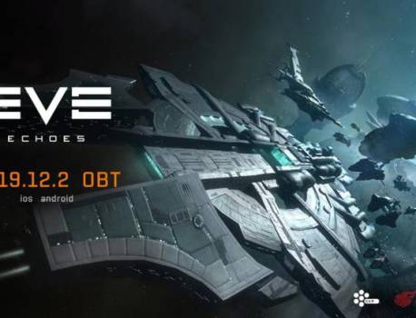 EVE Echoes brings the popular spaceship MMO to mobile, now in open beta