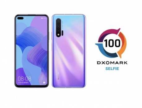 Huawei Nova 6 5G reaches DxOMark, named the new Selfie King