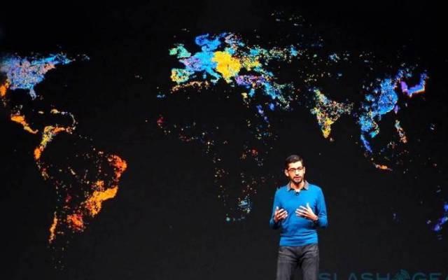 Google Alphabet CEO 2019 Sundar Pichai