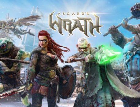 Le jeu Asgard's Wrath offert pour l'achat de l'Oculus Rift S