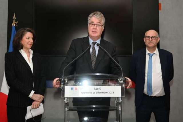 L'ancien haut commissaire aux retraites Jean-Paul Delevoye, ici le 18 décembre 2019.