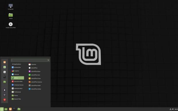 "Distribution Linux Mint 19.3 ""Tricia"""