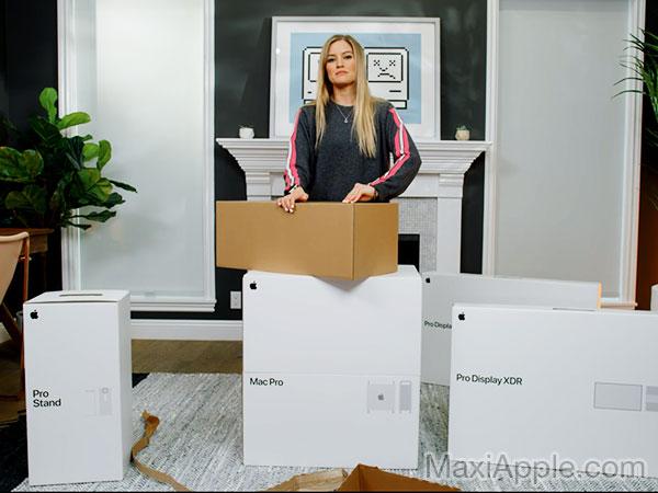 mac pro 2019 deballage tests benchmark video 01 - Mac Pro 2019 Déballage et Tests Professionnels (video)