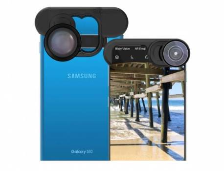 New Olloclip clip system now available for Galaxy S10