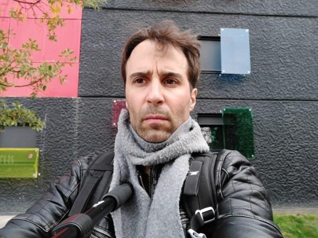 Nokia 7.2 selfie sample from DxOMark