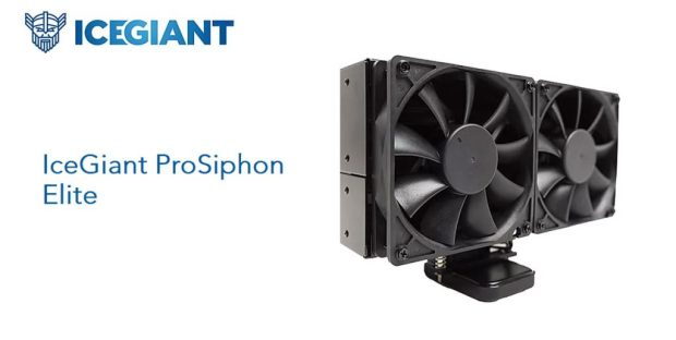ProSiphon Elite d'Icegiant