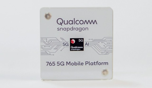 Qualcomm Snapdragon 765 succeeds the 730 with first integrated 5G modem