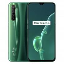 Realme X2 in Pearl Green color