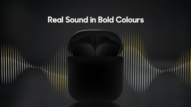 Realme's truly wireless earphones and XT 730G arriving on December 17