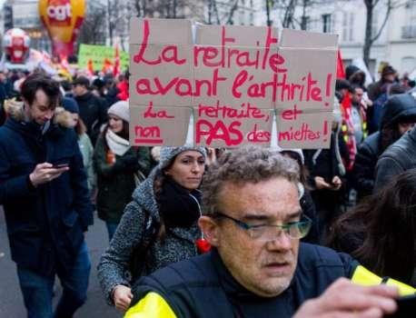 Réforme des retraites : Bruno Le Maire assure qu'il y a « de la place pour la négociation » – Le Monde