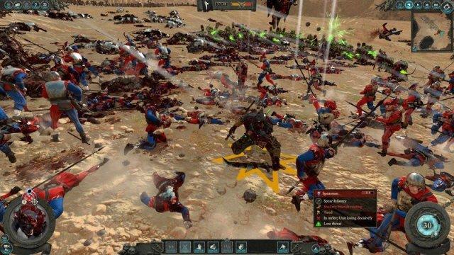 Deathmaster Snikch in Total War: Warhammer II - The Shadow & The Blade