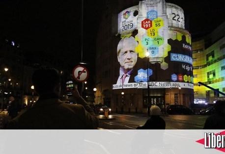 Royaume-Uni : Boris Johnson vers une large majorité – Libération