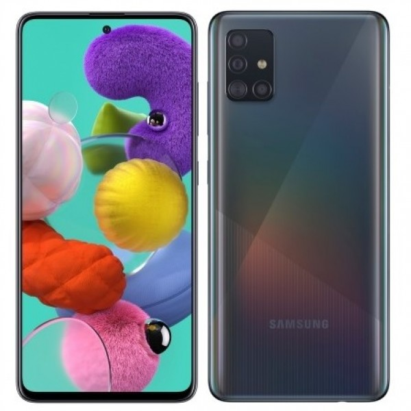 Samsung Galaxy A51 and Galaxy A71 announced: Infinity-O displays, Android 10, and Macro Cameras