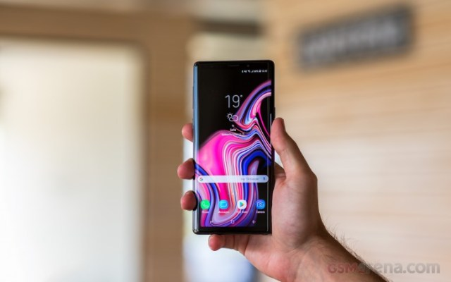 Samsung Galaxy Note10 and Note9 phones are already getting December security patch OTA