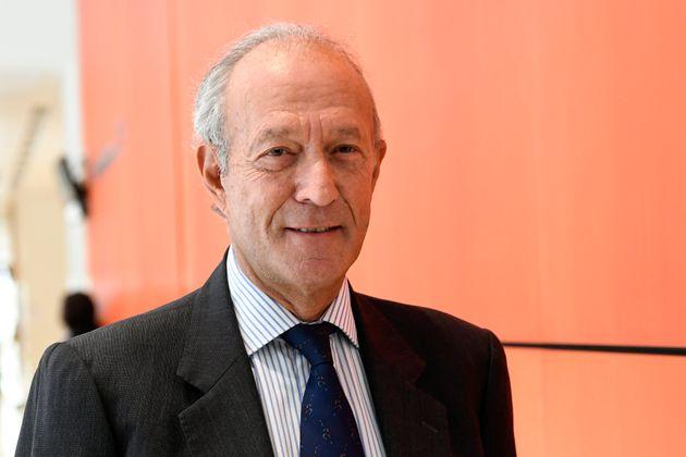 Thierry Gaubert, proche de Nicolas Sarkozy, au procès du volet financier de l'Affaire Karachi, le 7 octobre