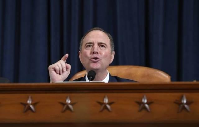 L'élu démocrate Adam Schiff préside l'enquête d'impeachment contre Donald Trump.