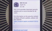Apple releases iOS 12.4.4 for the iPhone 6 and 5s