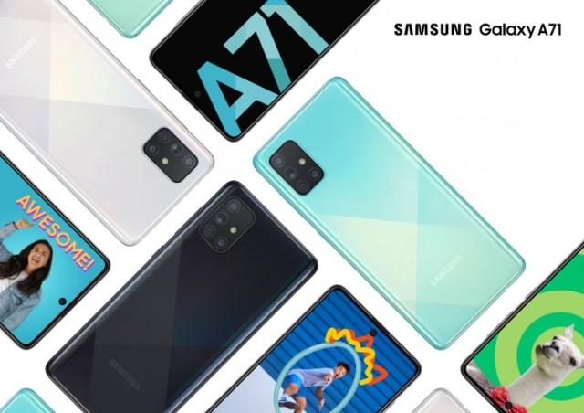 Weekly poll: Samsung Galaxy A51 and Galaxy A71