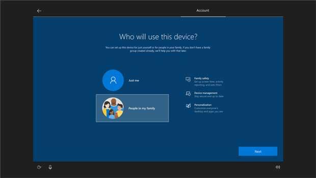 """Windows Update et l'option """"Afficher les mises à jour facultatives"""" de Windows 10 build 19536"""