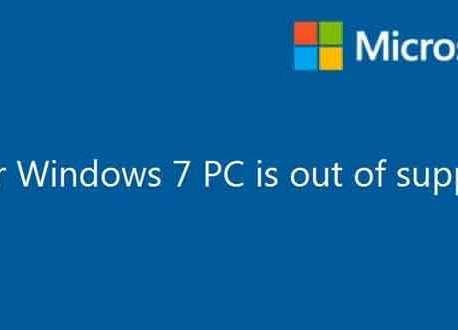 Windows 7 et la notification de mise à niveau, ce qu'il faut savoir !