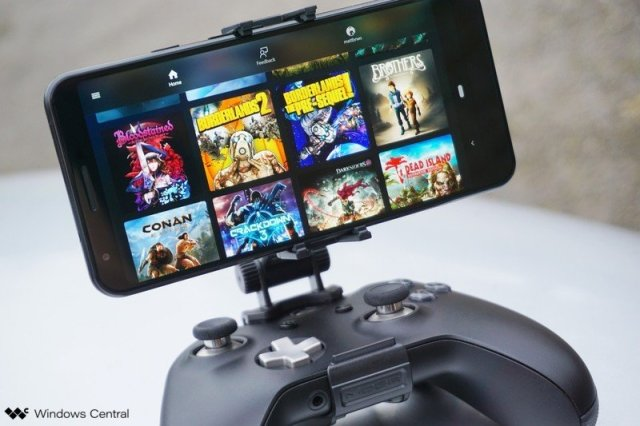 Xbox Project xCloud Games List