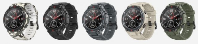 Amazfit comes out with a smartwatch and two pairs of true wireless buds