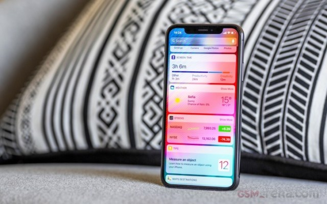 Apple starts selling officially refurbished iPhone XS and XS Max