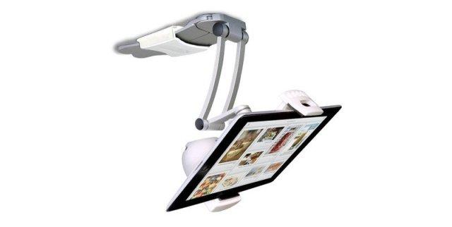 The CTA Digital mount.