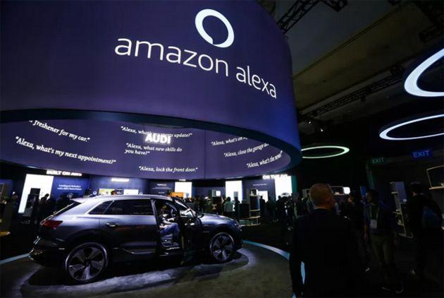 CES2020: payer l'essence grâce à Alexa