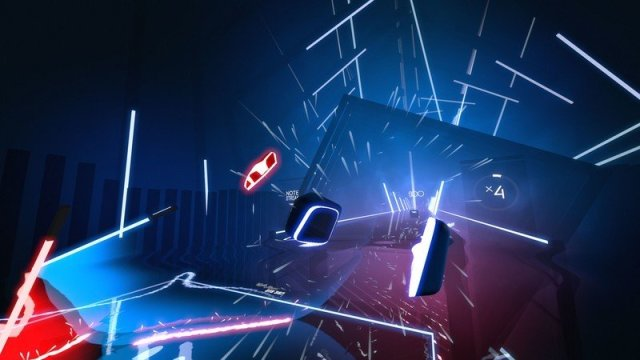 What is Beat Saber?