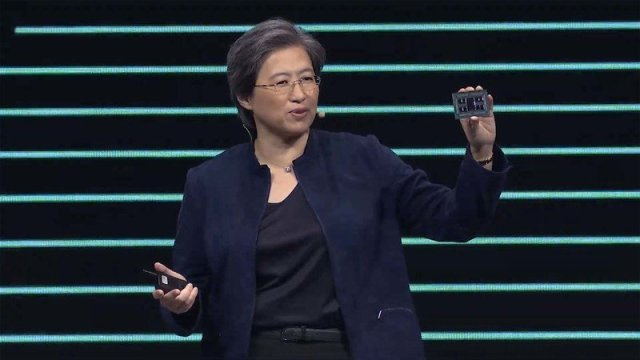 AMD Threadripper 3990X CPU
