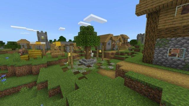The villager proper