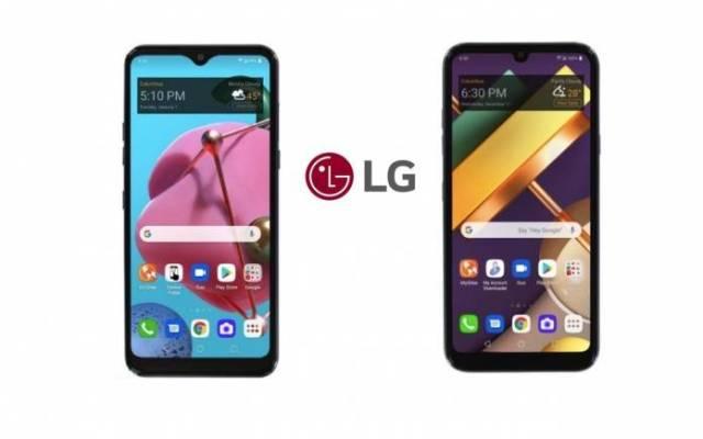 LG L555DL and L455DL Budget Phones