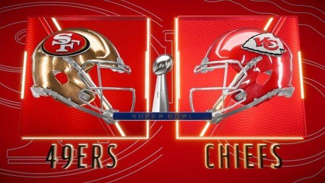 Madden 20 Super Bowl title screen