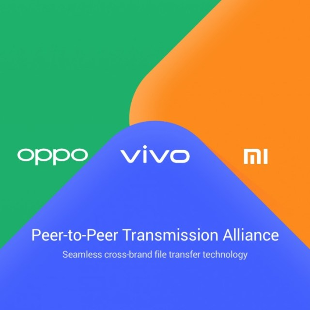 Oppo, vivo and Xiaomi are launching worldwide their seamless file transfer service
