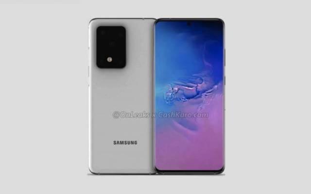 Samsung Galaxy S20 5G Series Pricing