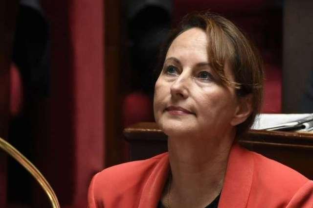 Ségolène Royal a été nommée ambassadrice des pôles par le président de la République, Emmanuel Macron, en septembre 2017.