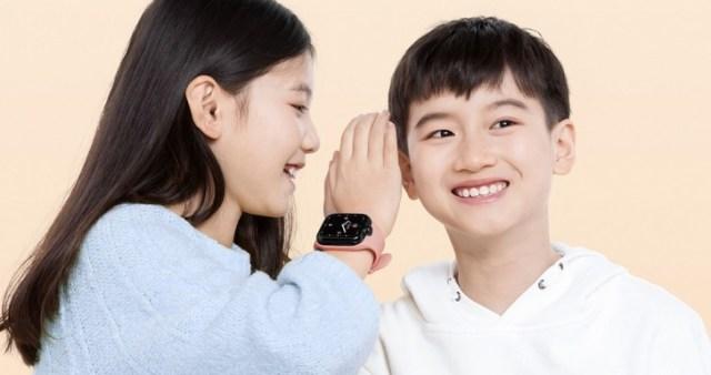 Xiaomi launches Mitu Children's Learning Watch 4Pro