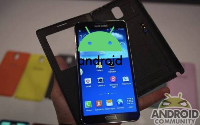 SAMSUNG Galaxay Note 3 Android 10