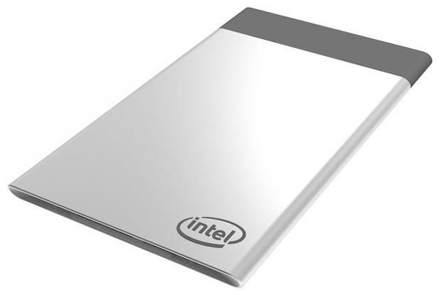 Ordinateur Compute Card d'Intel
