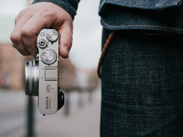 Fujifilm launches X1000V with fixed 23mm F2 lens for $1400