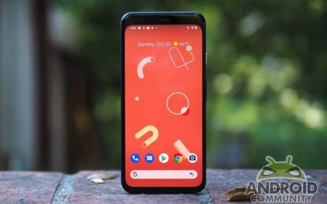 Google Pixel 5 Concept Phone