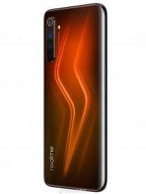 Three Realme 6 Pro color options