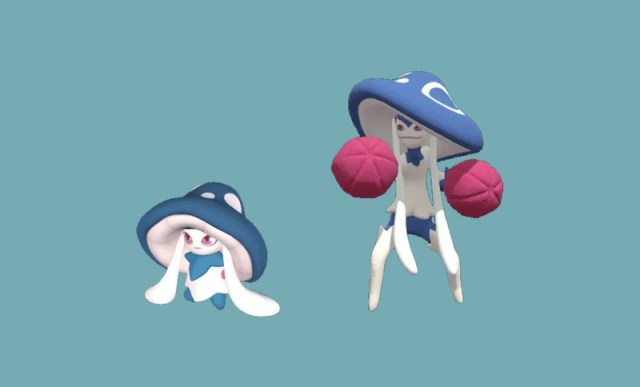 Mushi Evolutions