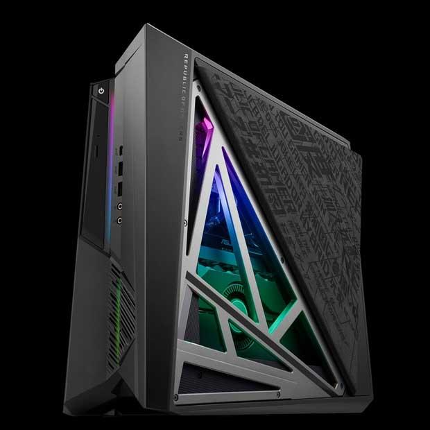 Mini-PC Gaming ROG Huracan G21 d'Asus