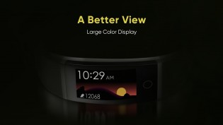 Realme Band will sport a color display