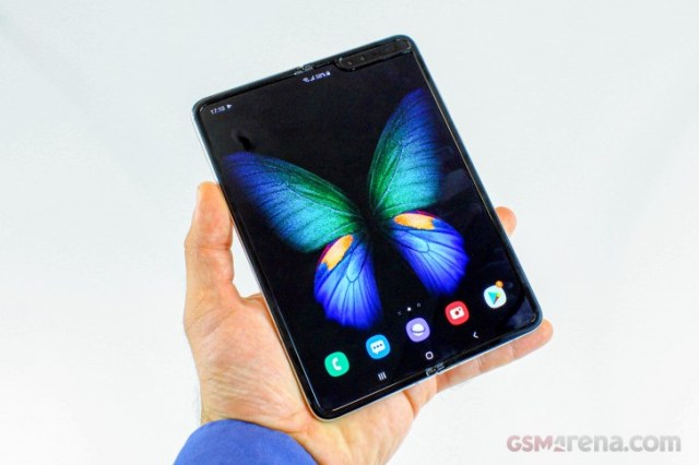 Samsung Galaxy Fold may soon get Android 10, latest update brings February security patch