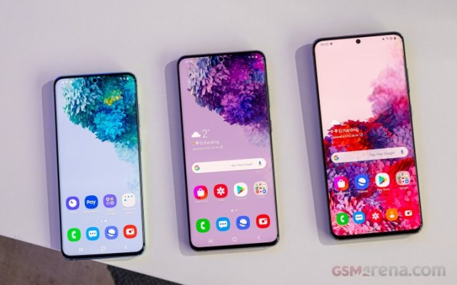 Samsung Galaxy S20, S20+, and S20 Ultra India price revealed