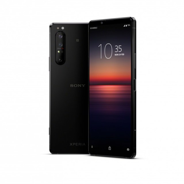 Sony introduces the Xperia 1 II with better cameras, Xperia Pro tags along